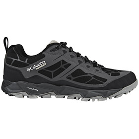 Columbia Trans Alps II Outdry Shoes Men dark grey/black